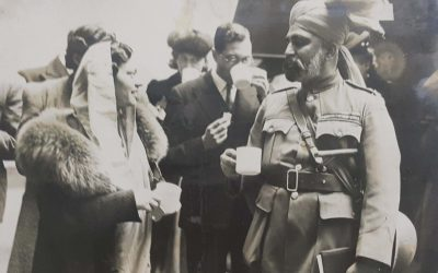 Risaldar-Major Mohamed Ashraf Khan